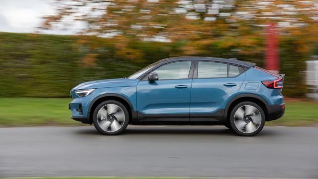 Maistiainen: Volvo C40 Recharge – se viehättävämpi vaihtoehto